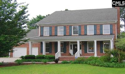 Blythewood Single Family Home For Sale: 14 Holly Hedge