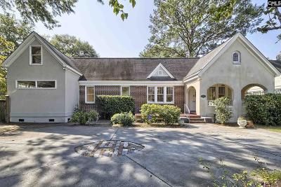 Shandon Single Family Home For Sale: 2526 Monroe