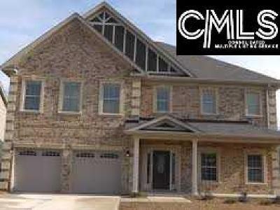 Blythewood Single Family Home For Sale: 314 Glen Dornoch #9