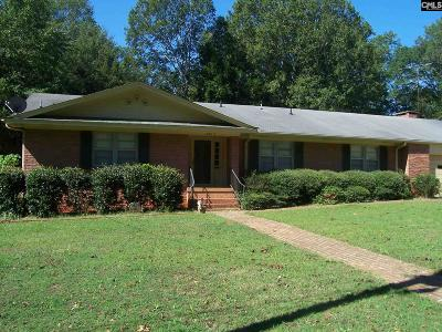 Newberry Single Family Home For Sale: 2013 Forest