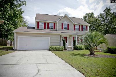 Irmo Single Family Home For Sale: 48 Sweet Thorne Cr