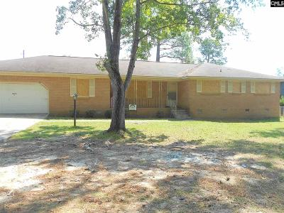 Columbia SC Single Family Home For Sale: $111,500