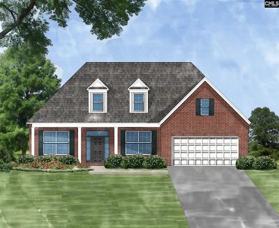 Lexington County, Richland County Single Family Home For Sale: 114 Regatta Forest