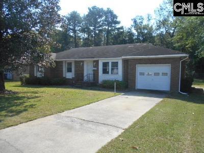 West Columbia Single Family Home For Sale: 103 Springfield