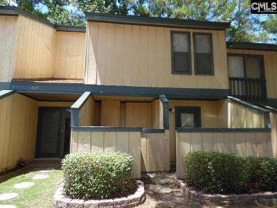 Lexington County, Richland County Townhouse Contingent Sale-Closing: 465 Hickory Hill