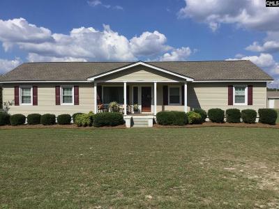 Newberry Single Family Home For Sale: 2225 Whitener