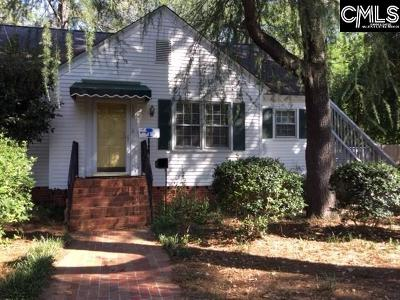 Camden Single Family Home For Sale: 138 Lausanne