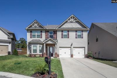 Single Family Home For Sale: 627 Twisted Oak