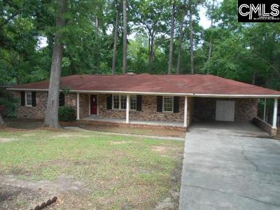 Columbia Single Family Home For Sale: 112 Spartan