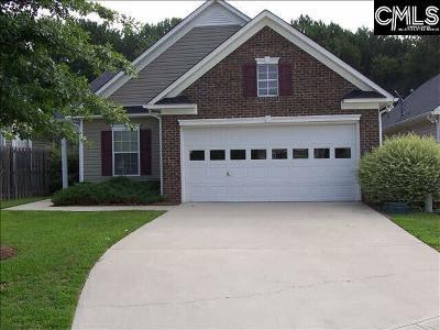 Columbia Single Family Home For Sale: 165 Preston Green