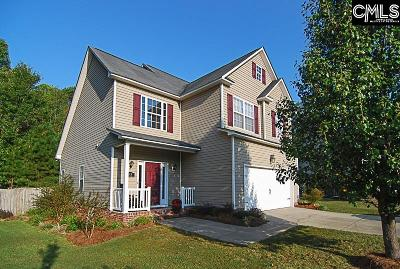 Blythewood Single Family Home For Sale: 82 Summer Brook
