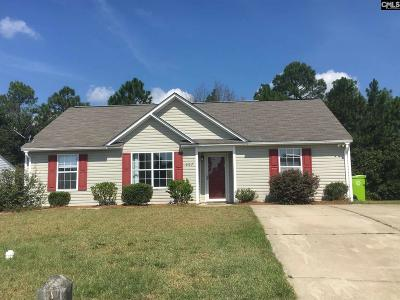 Columbia SC Single Family Home For Sale: $106,000