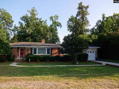 Cayce Single Family Home For Sale: 835 Indigo