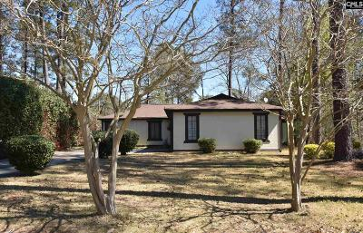 Columbia SC Single Family Home For Sale: $80,800