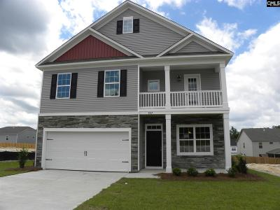 Single Family Home For Sale: 547 Walking