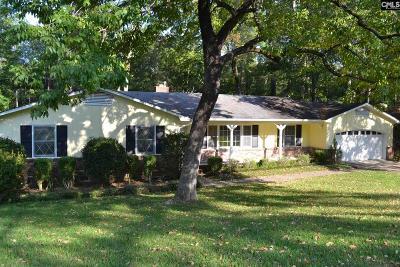 Lexington County, Richland County Single Family Home For Sale: 106 Spartan
