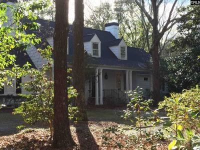 Camden Single Family Home For Sale: 12 Hunt Cup