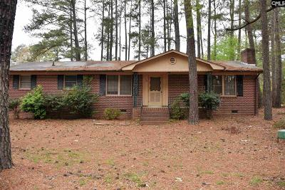Challedon Single Family Home For Sale: 133 Piney Grove