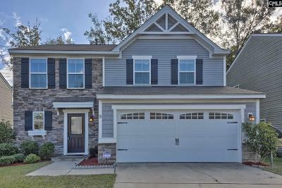 Irmo Single Family Home For Sale: 5 Green Ash