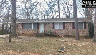 Lexington County, Richland County Single Family Home For Sale: 207 Vincenne