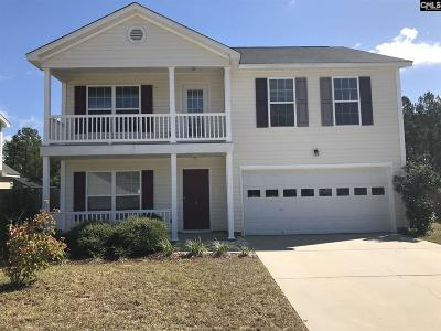 Blythewood Single Family Home For Sale: 5 Canvasback