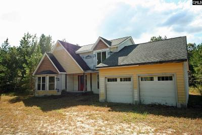 Wagener Single Family Home For Sale: 610 Holiness Church