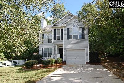 Irmo Single Family Home For Sale: 319 Cressfell