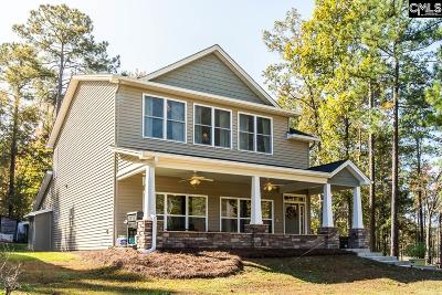 Leesville Single Family Home For Sale: 197 Saluda Waters