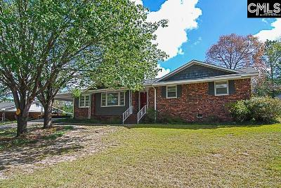 Lexington County, Richland County Single Family Home For Sale: 3224 Downes Grove Rd