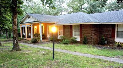 Columbia Single Family Home For Sale: 7909 Bay Springs