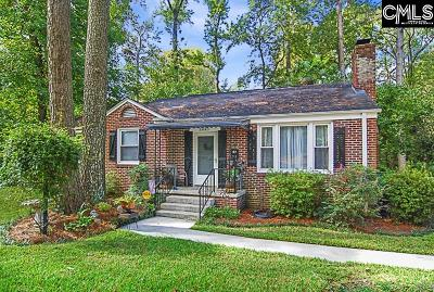 Columbia Single Family Home For Sale: 3443 Earlewood