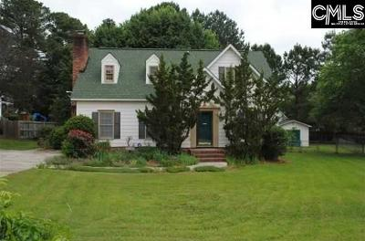 Columbia SC Single Family Home For Sale: $115,900
