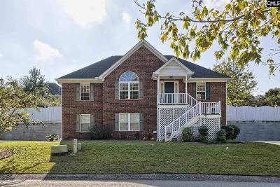 Lugoff Single Family Home For Sale: 23 Alamo Ridge