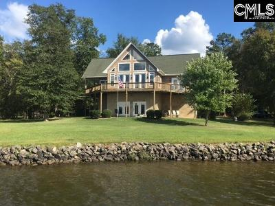 Wateree Hills, Lake Wateree, wateree keys, wateree estate, lake wateree - the woods Single Family Home For Sale: 192 Plantation Pointe