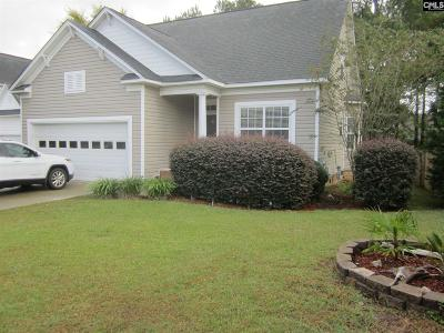 Irmo Single Family Home For Sale: 113 Blackwater