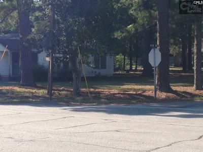 Batesburg, Leesville Commercial For Sale: 301 W Church