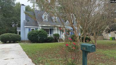 Lexington County, Richland County Single Family Home For Sale: 124 S Shields Rd