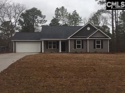 Lugoff Single Family Home For Sale: 1284 Sand Oaks #A