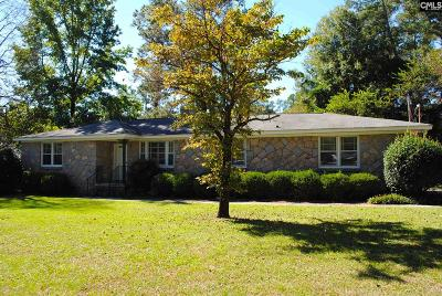 Forest Acres Single Family Home For Sale: 4817 Clemson