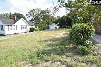 West Columbia Residential Lots & Land For Sale: 1405 Augusta