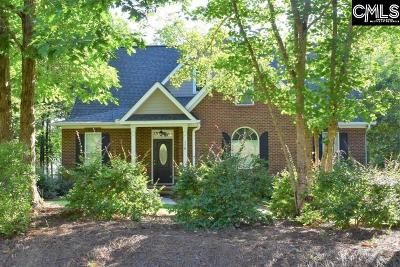 Lexington County, Newberry County, Richland County, Saluda County Single Family Home For Sale: 110 Lakewood