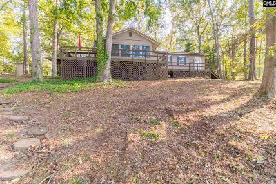 Lexington County, Newberry County, Richland County, Saluda County Single Family Home For Sale: 1333 Shore