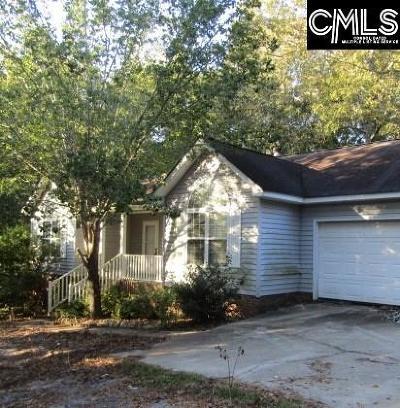 Lugoff Single Family Home For Sale: 233 Chickadee Lane