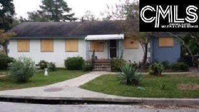 Columbia Single Family Home For Sale: 3126 Carver St #15,16,17