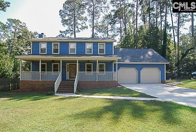 Lexington County Single Family Home For Sale: 110 Greenhouse
