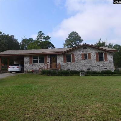 West Columbia Single Family Home For Sale: 116 Woodsedge