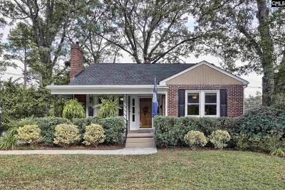 Shandon Single Family Home For Sale: 3609 Coleman