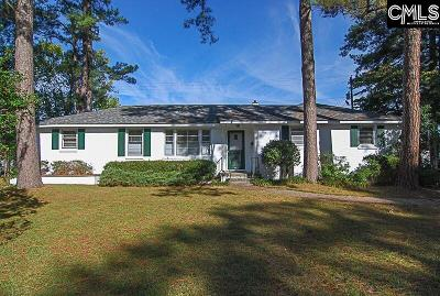 Cayce Single Family Home For Sale: 912 Indigo