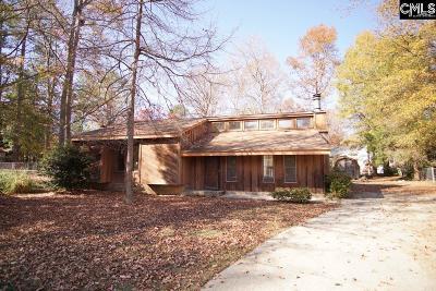 Irmo Single Family Home For Sale: 113 Kip