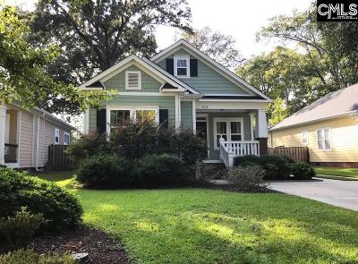 Columbia Single Family Home For Sale: 615 Howard